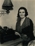 AynRand in the 1930s