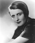 AynRand, Talbot photograph