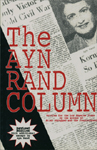 The Ayn Rand Column cover
